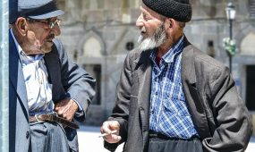 ancianos 100 años