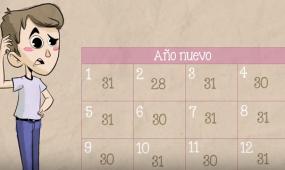 quien invento el calendario
