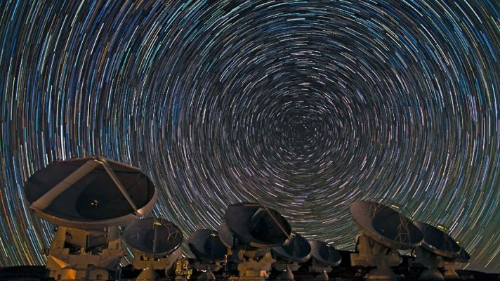 ALMA Chile observatorio